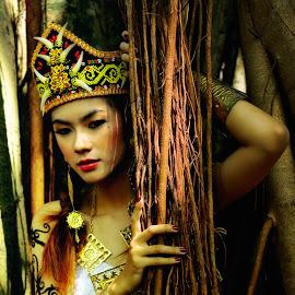Cewek Kalimantan
